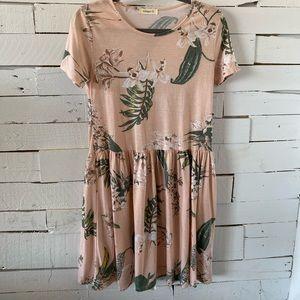 Ginger G floral dress.